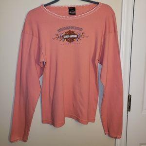 2000's Harley Davidson Shirt